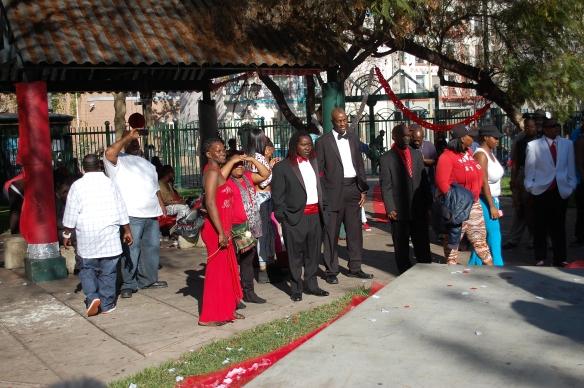 skid row wedding by michael blaze